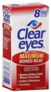 Clear Eyes for Red Eyes